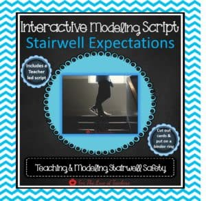 Stairwell expectations