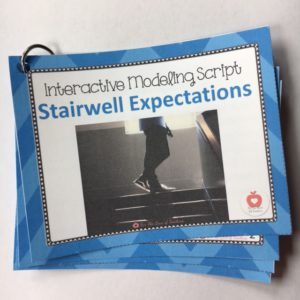 Stairwell expectations product