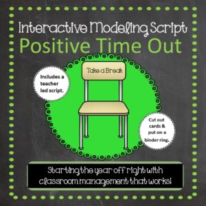 Interactive Modeling Time Out product