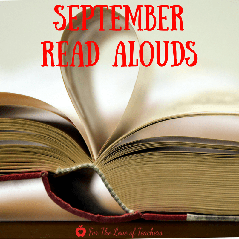 September Read Alouds