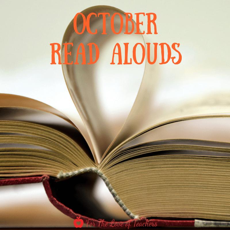 October read alouds