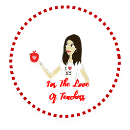 For The Love of Teachers Logo